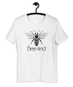 Bee Kind, Save the bees T-Shirt
