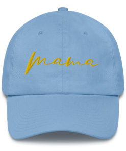 Mama Hat Limited Gold Edition